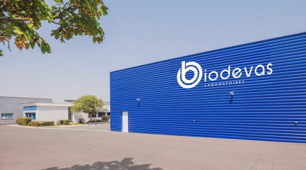 Biodevas laboratoires bâtiment